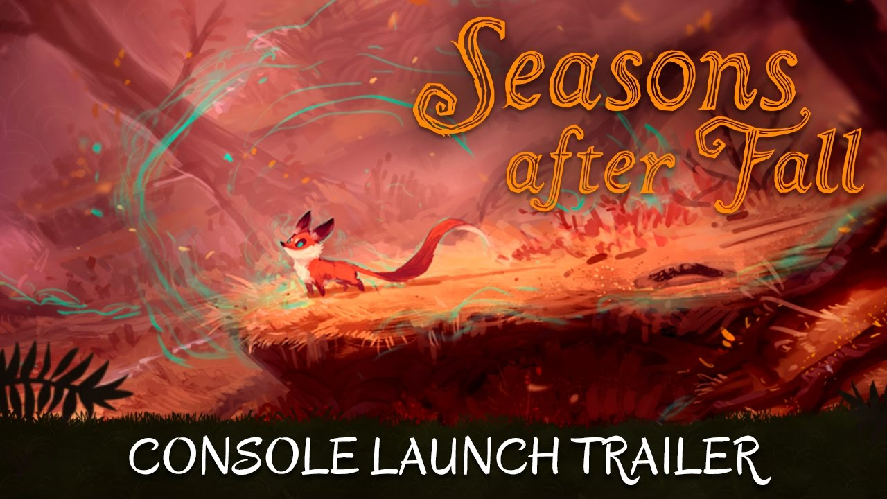 Seasons After Fall - Console Launch Trailer
