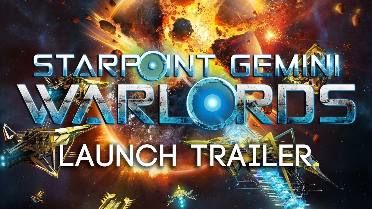 Starpoint Gemini Warlords - Launch Trailer