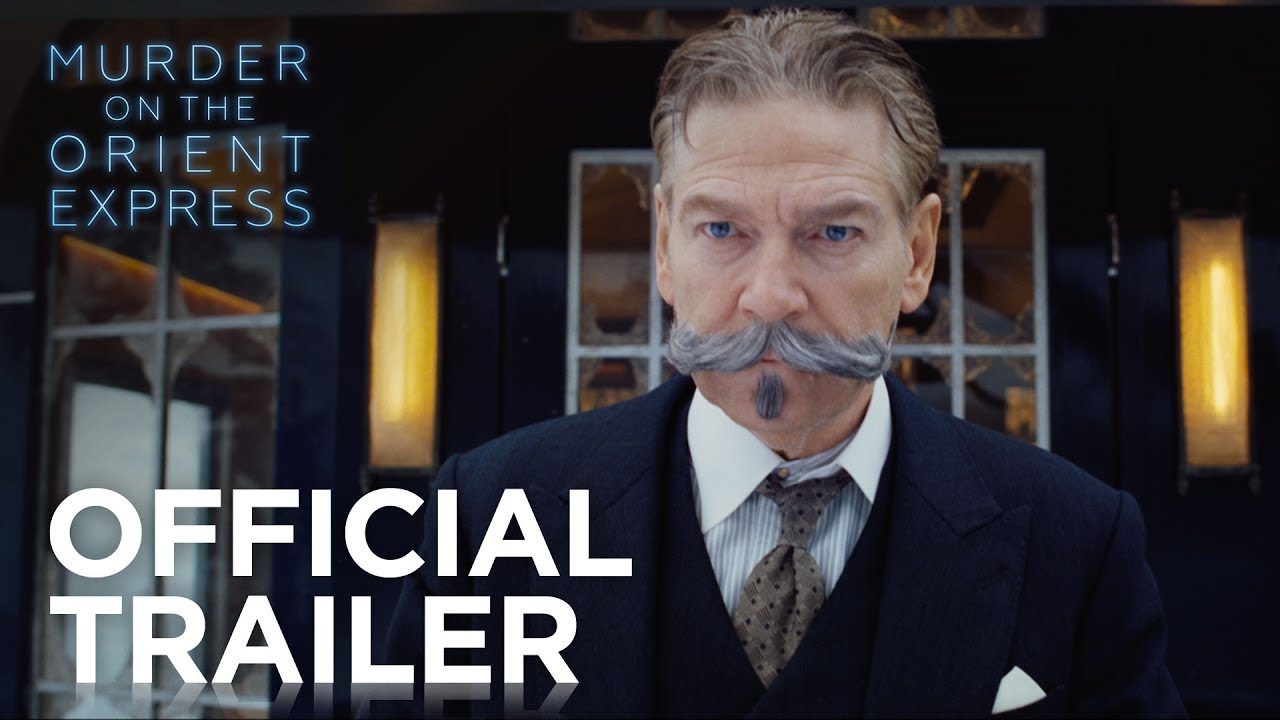 Murder on the Orient Express | Official Trailer