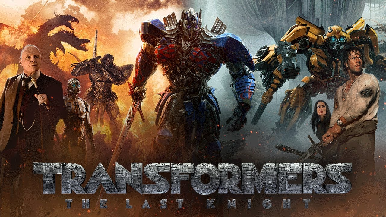 Transformers: The Last Knight | New International Trailer