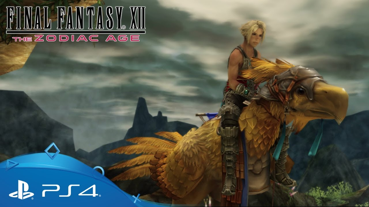 Final Fantasy XII: The Zodiac Age | Story Trailer