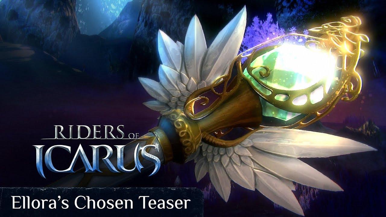 Riders of Icarus - Ellora's Chosen Teaser