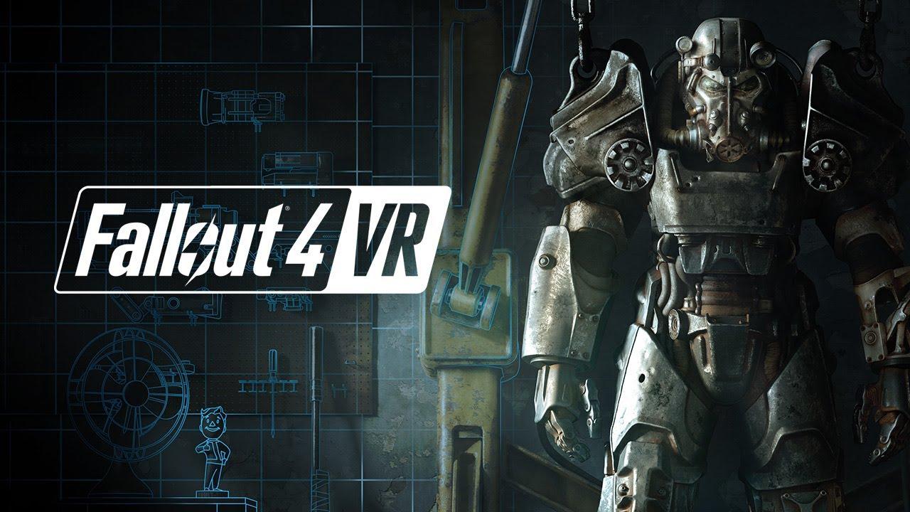 Fallout 4 VR - Offizieller E3-Trailer