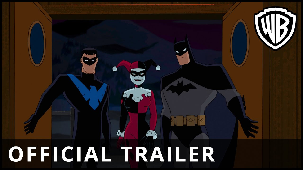 Batman and Harley Quinn - Official Trailer