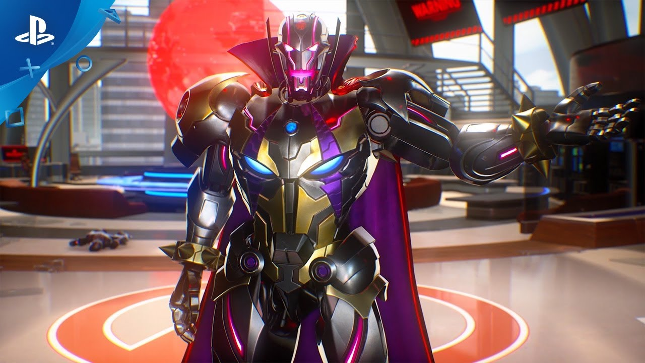 Marvel vs. Capcom: Infinite – PS4 Cinematic Trailer | E3 2017