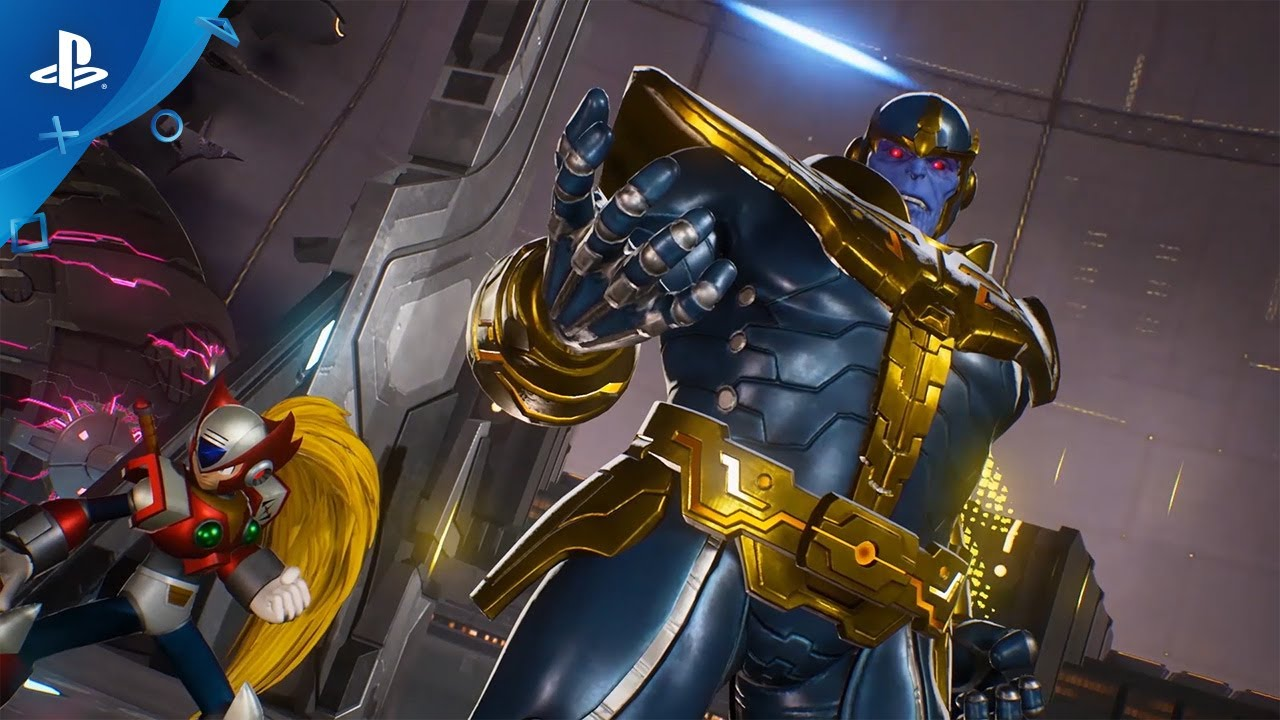 Marvel vs. Capcom: Infinite – PS4 Gameplay Trailer 3 | E3 2017