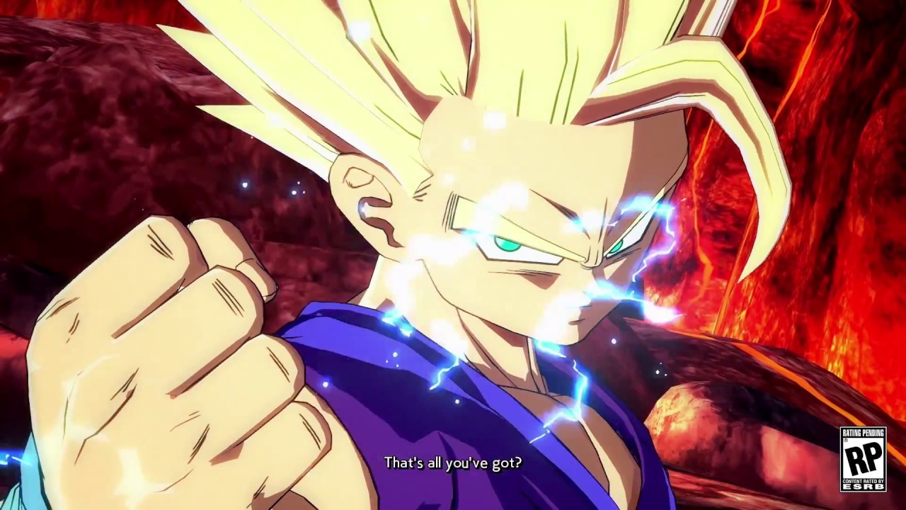 Dragon Ball FighterZ - E3 Gameplay #2