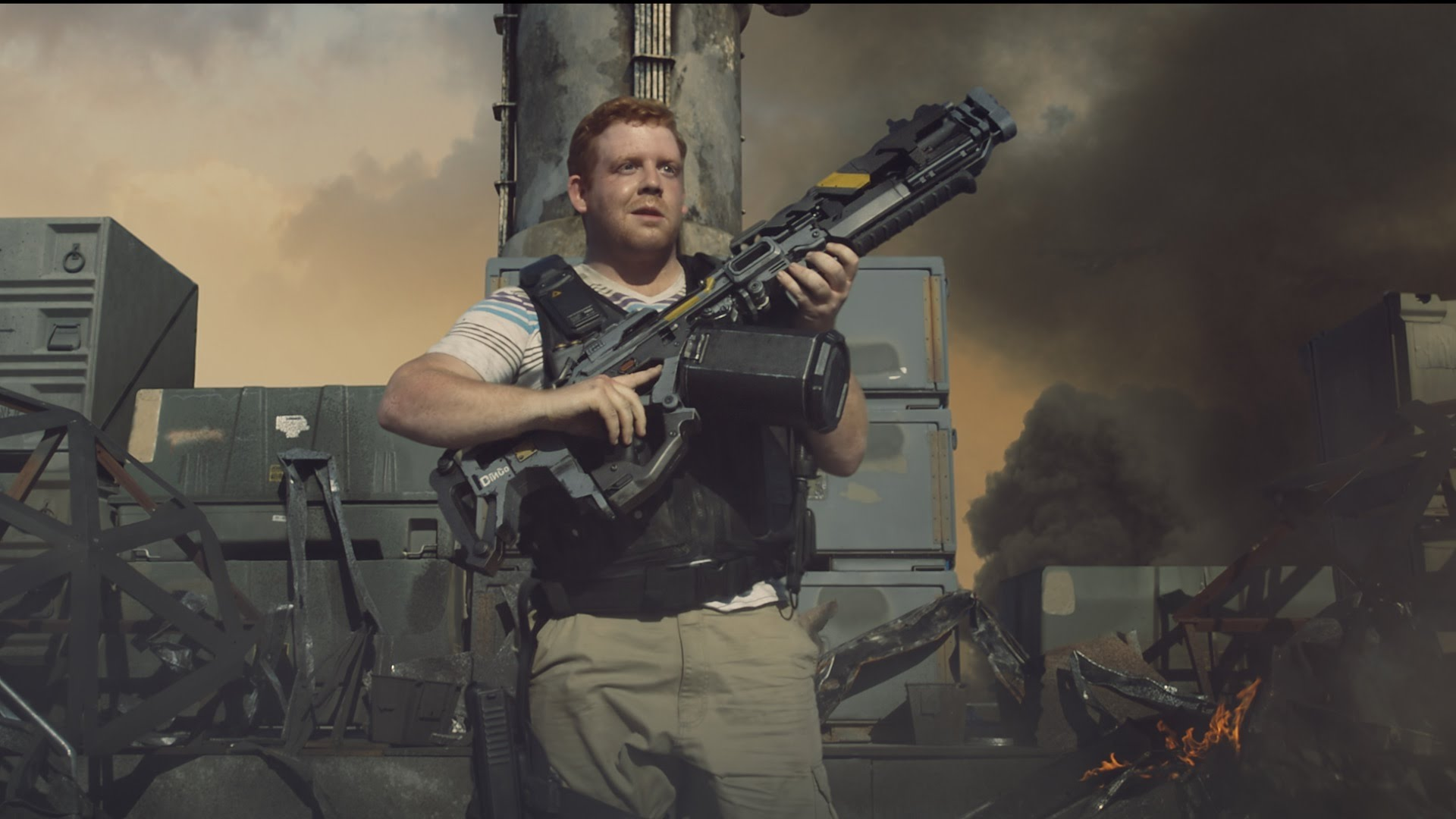 "Call of Duty®: Black Ops III Live Action Trailer - ""Seize Glory"""
