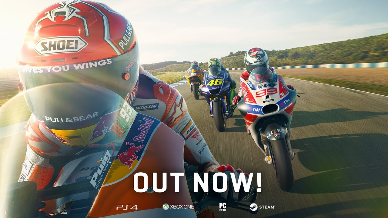 MotoGP™17 - Launch Trailer