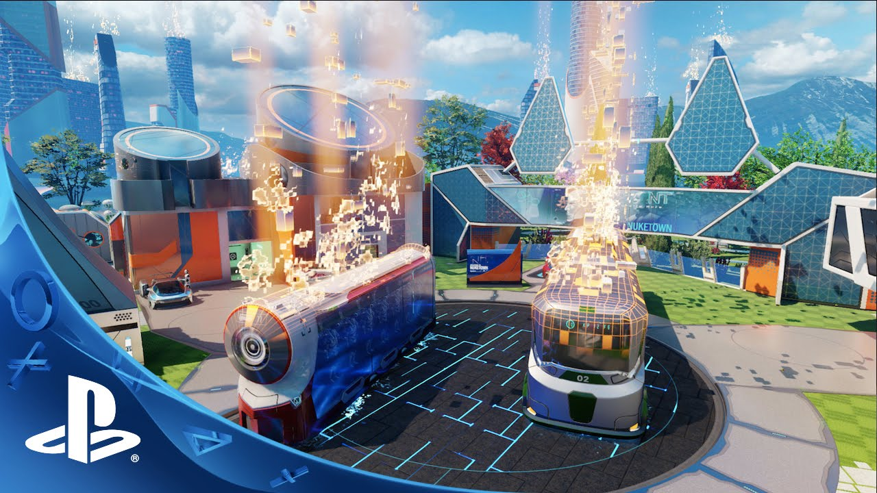 Call of Duty: Black Ops III – Nuk3town Bonus Map Trailer