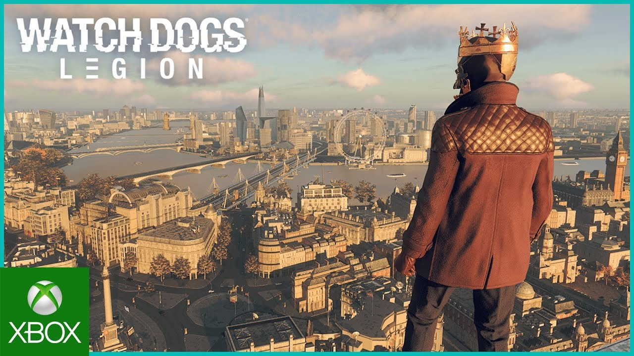 Watch Dogs Legion: E3 2019 Gameplay Walkthrough