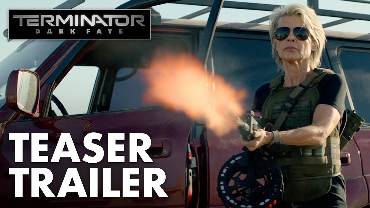 Terminator: Dark Fate - Official Teaser Trailer (2019)