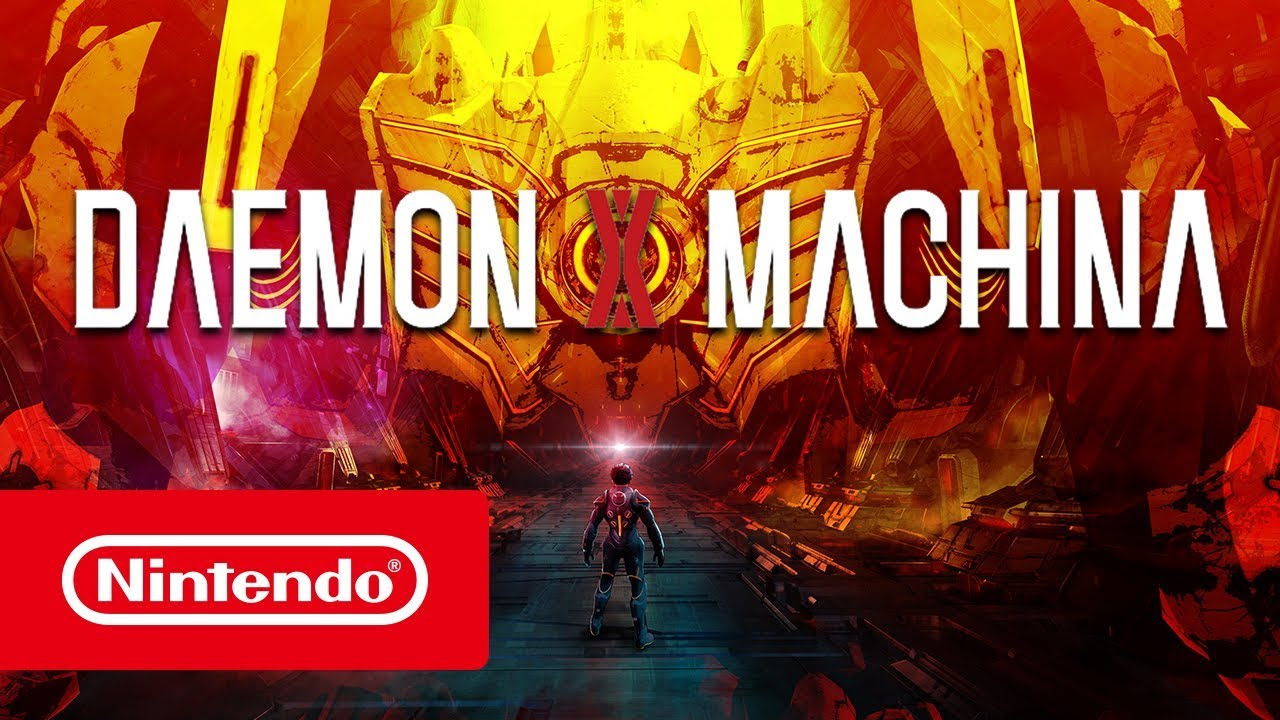 DAEMON X MACHINA - Story Trailer (Nintendo Switch)