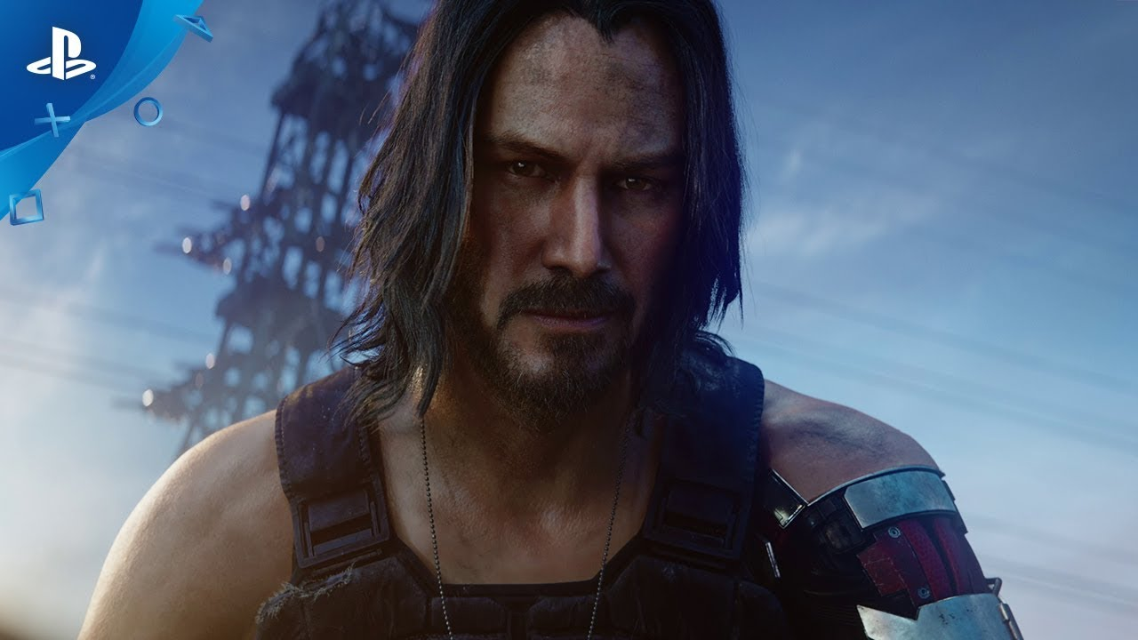 Cyberpunk 2077 | Official Cinematic E3 Trailer