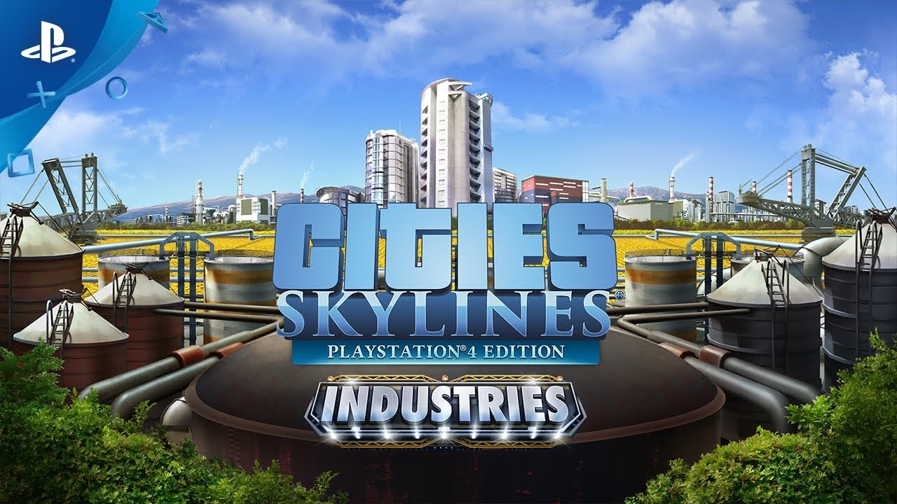 Cities: Skylines | Industries Release Trailer