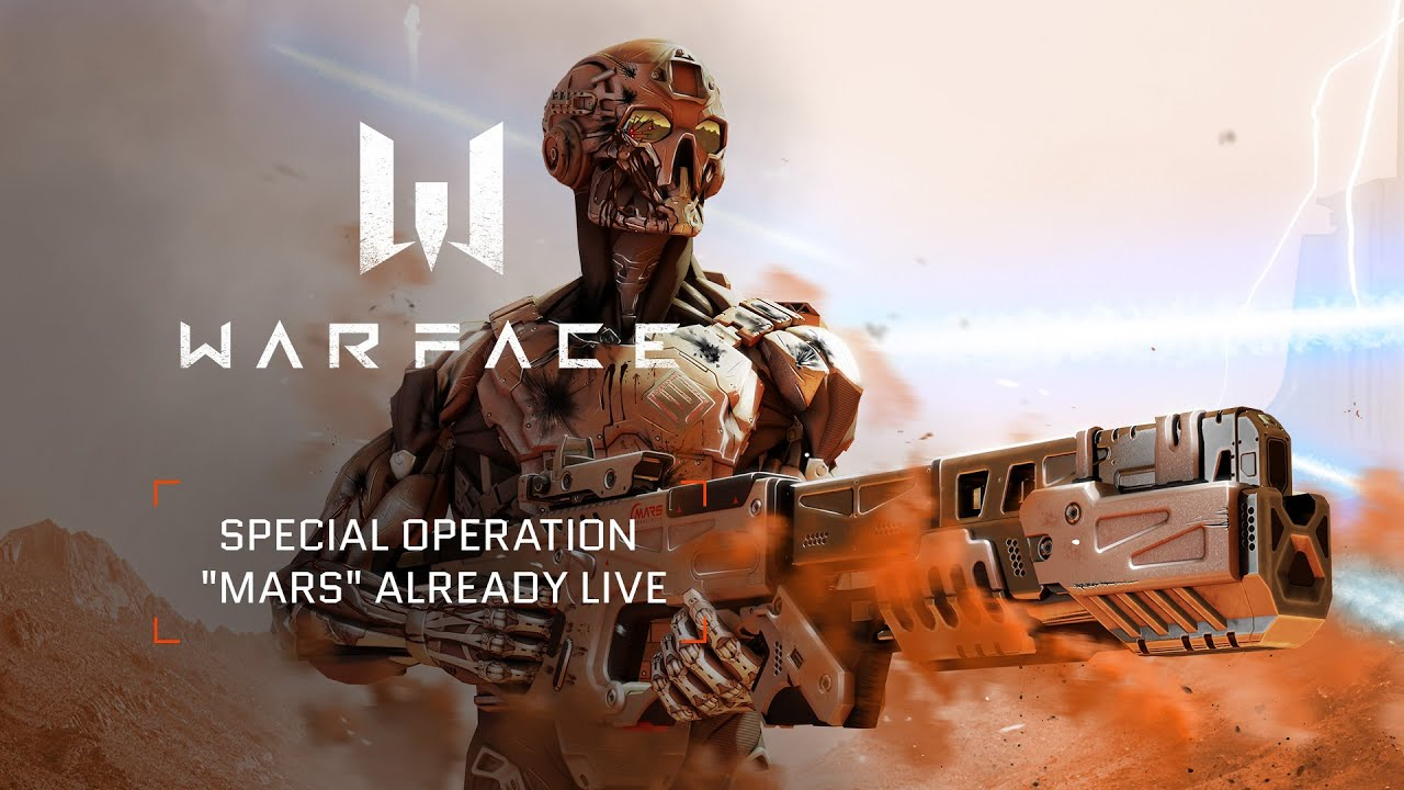 Warface - Mars Release Trailer