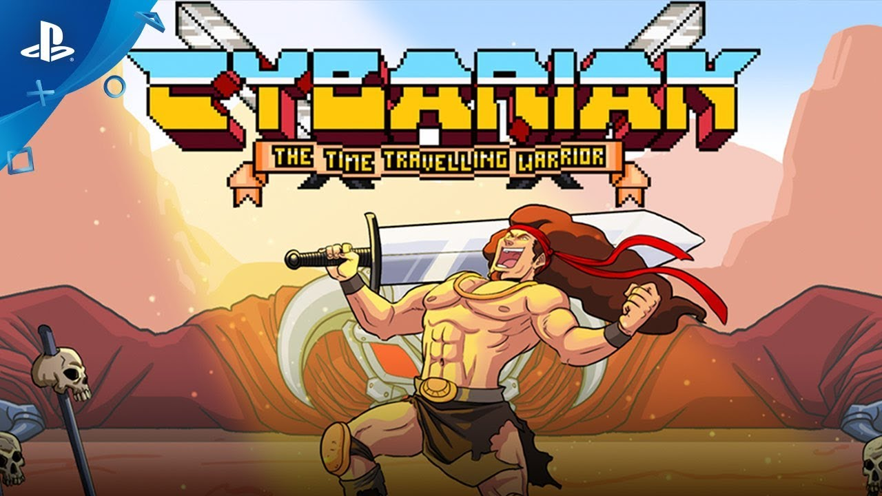 Cybarian: The Time Traveling Warrior - Launch Trailer