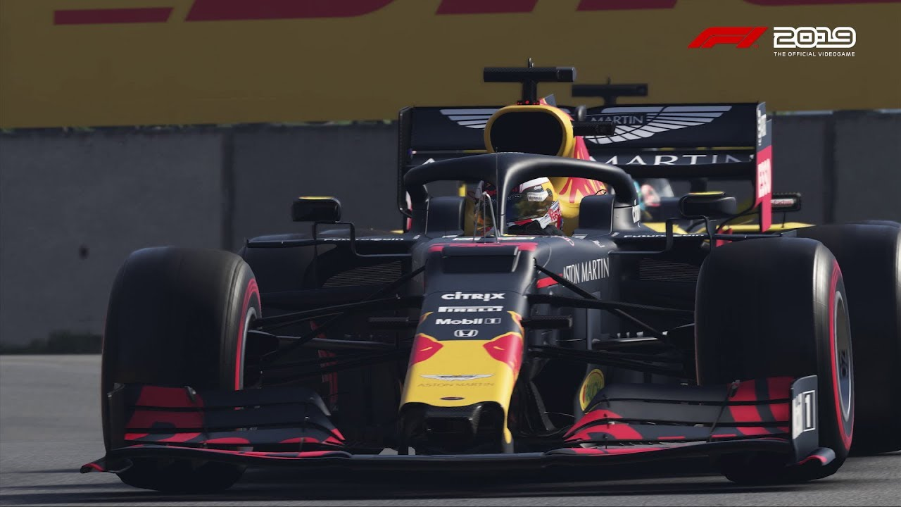 F1® 2019 | OFFICIAL GAME TRAILER 3