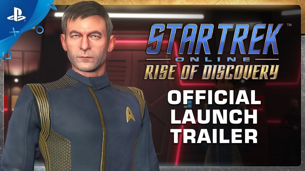 Star Trek Online: Rise of Discovery -  Launch Trailer