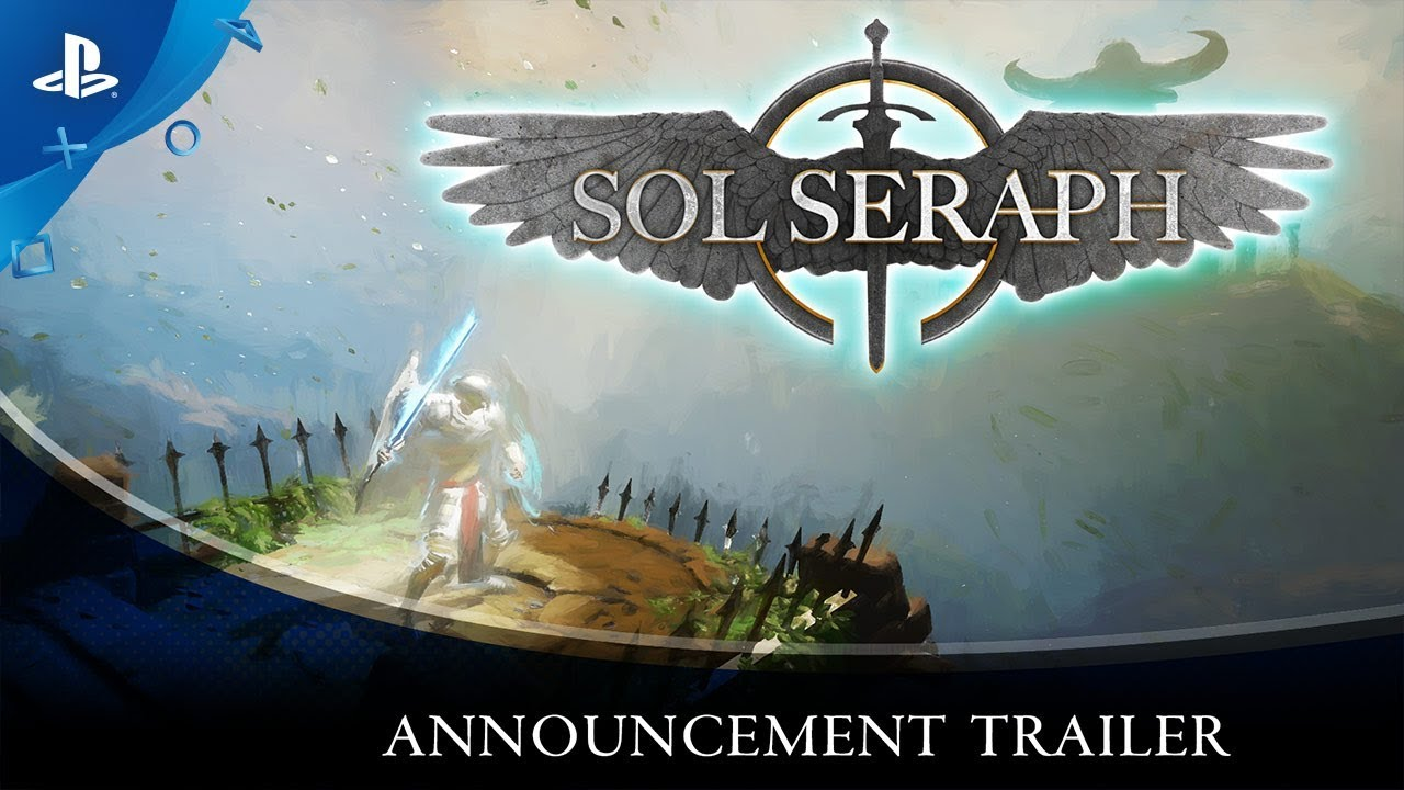 SolSeraph - Announcement Trailer