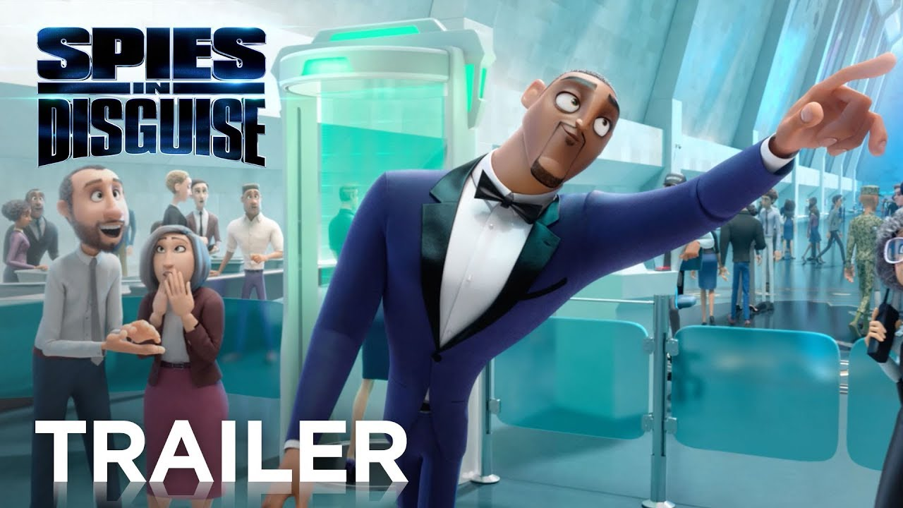 Spies in Disguise | Official Trailer 2 [HD]