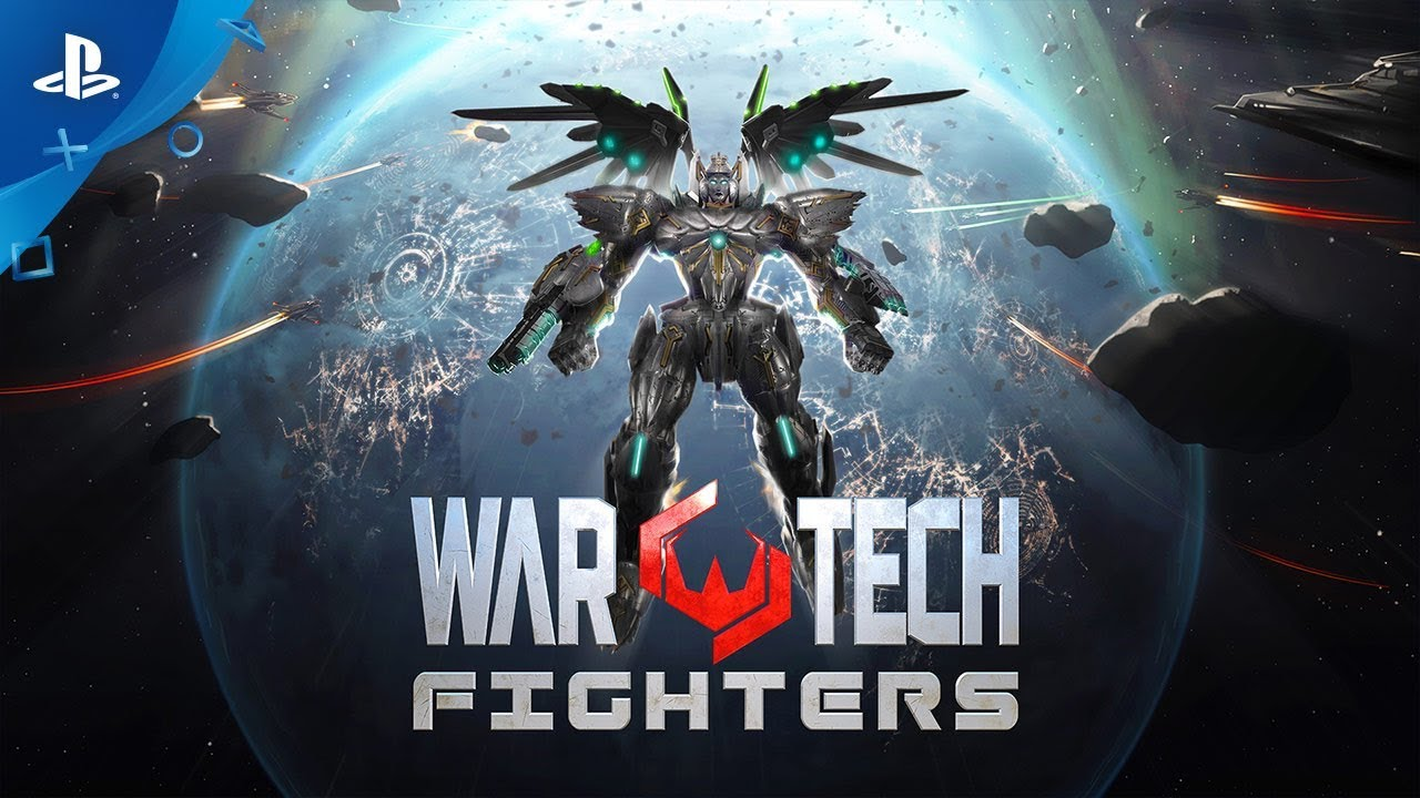 War Tech Fighters – Launch Trailer