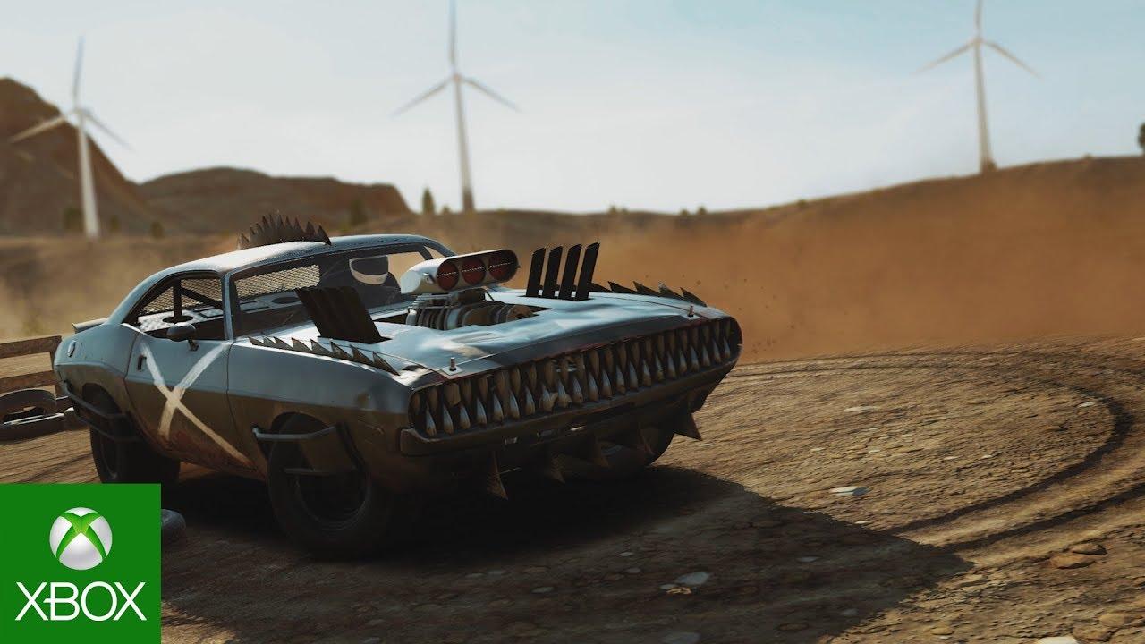 Wreckfest Preorder Trailer