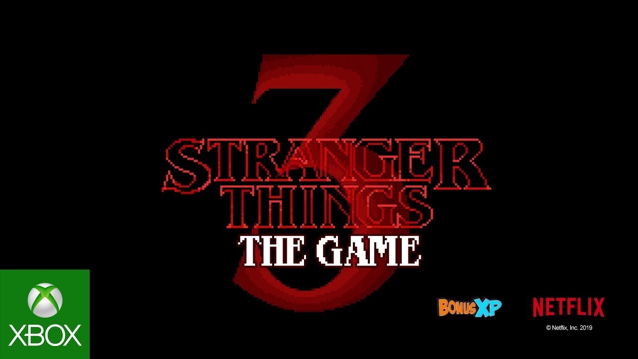 Stranger Things 3: The Game - Official Trailer