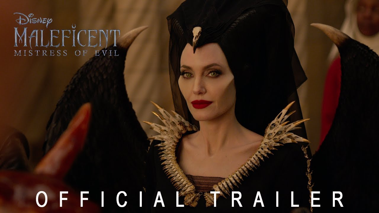 Official Trailer: Disney's Maleficent: Mistress of Evil