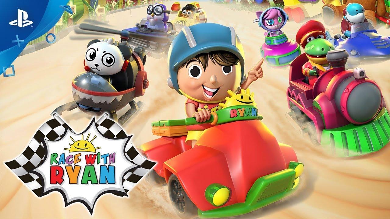 Race With Ryan - Teaser Trailer