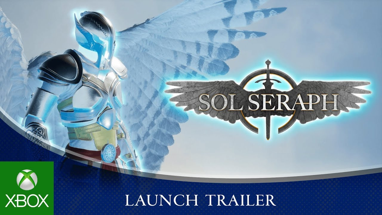 SolSeraph | Launch Trailer