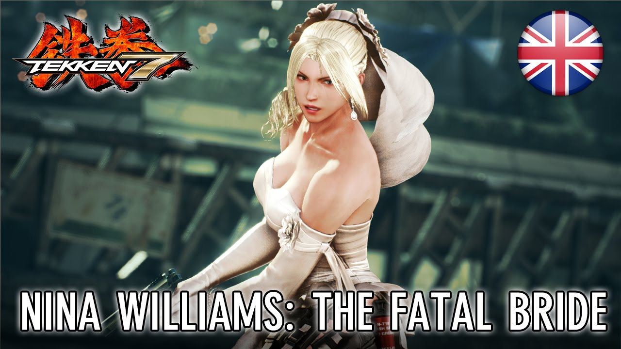 TEKKEN 7 - Nina Williams: The Fatal Bride