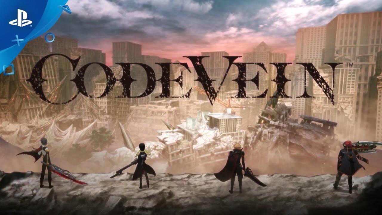 Code Vein | Opening Trailer