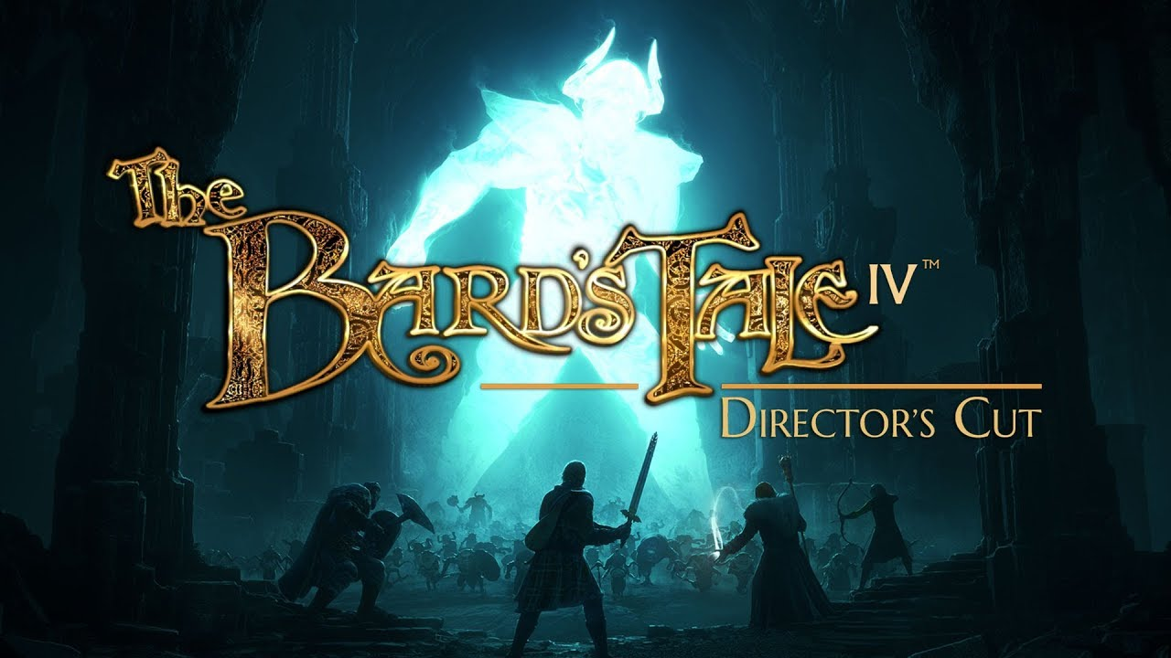 The Bard's Tale IV: Director's Cut - Console Trailer