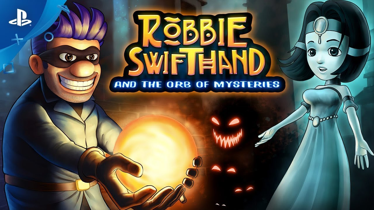 Robbie Swifthand - Gameplay Trailer