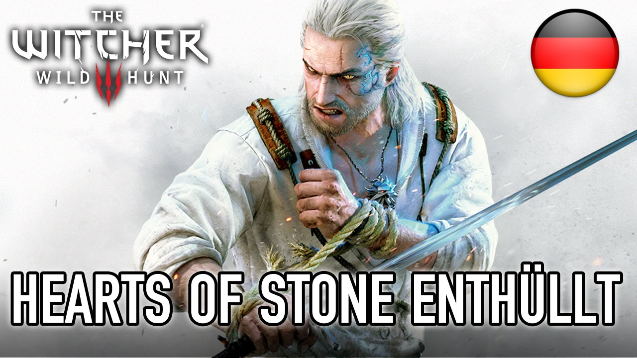 The Witcher 3: Wild Hunt - PS4/XB1/PC - Hearts of Stone enthüllt