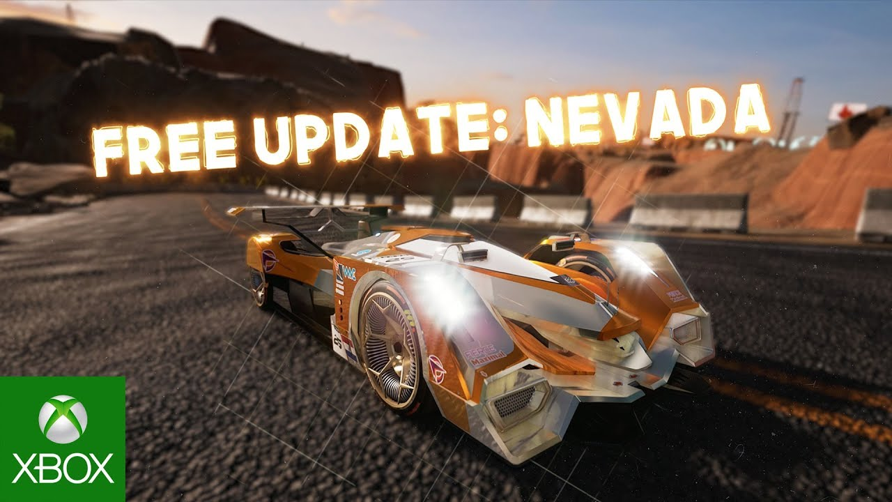Xenon Racer - Content Update #3 Trailer