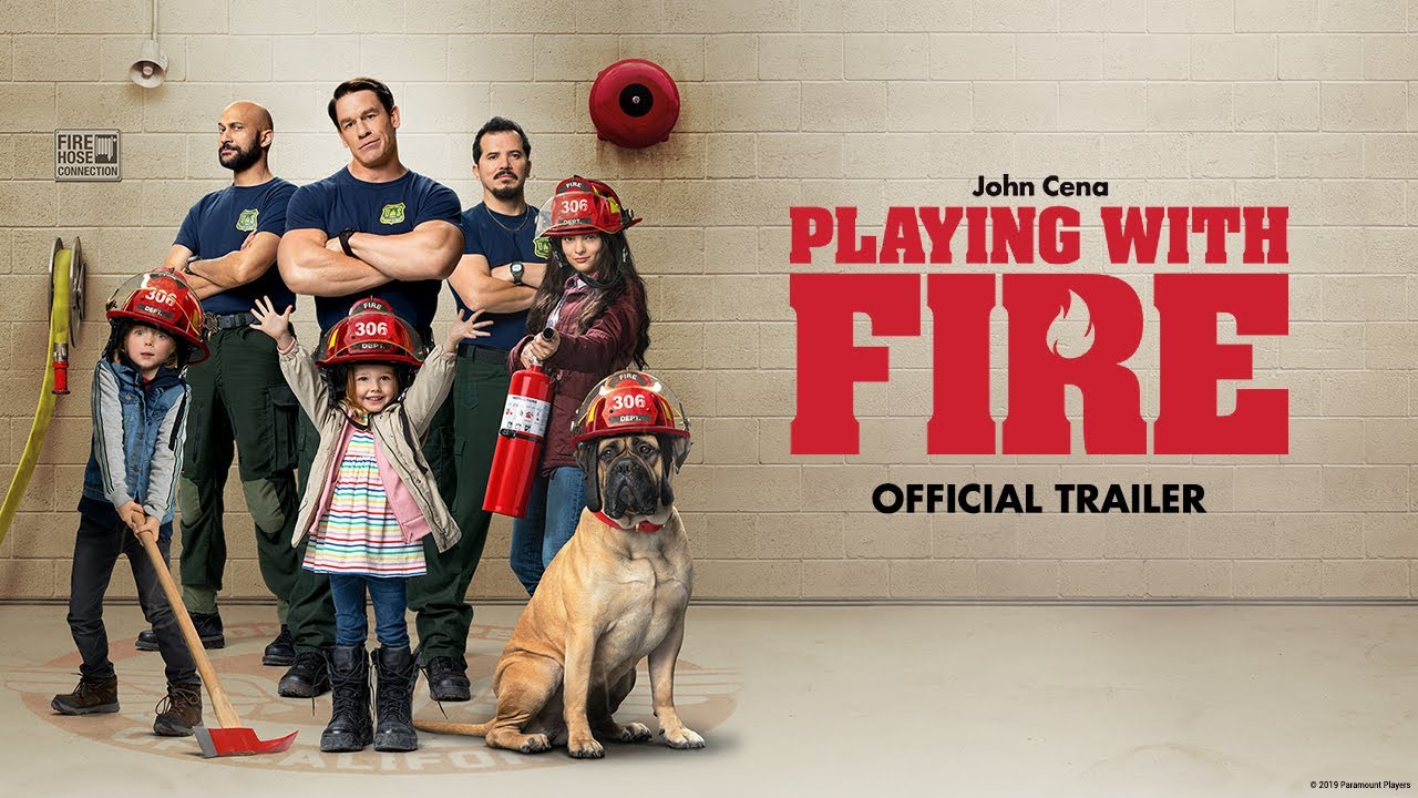 Playing with Fire - Official Trailer