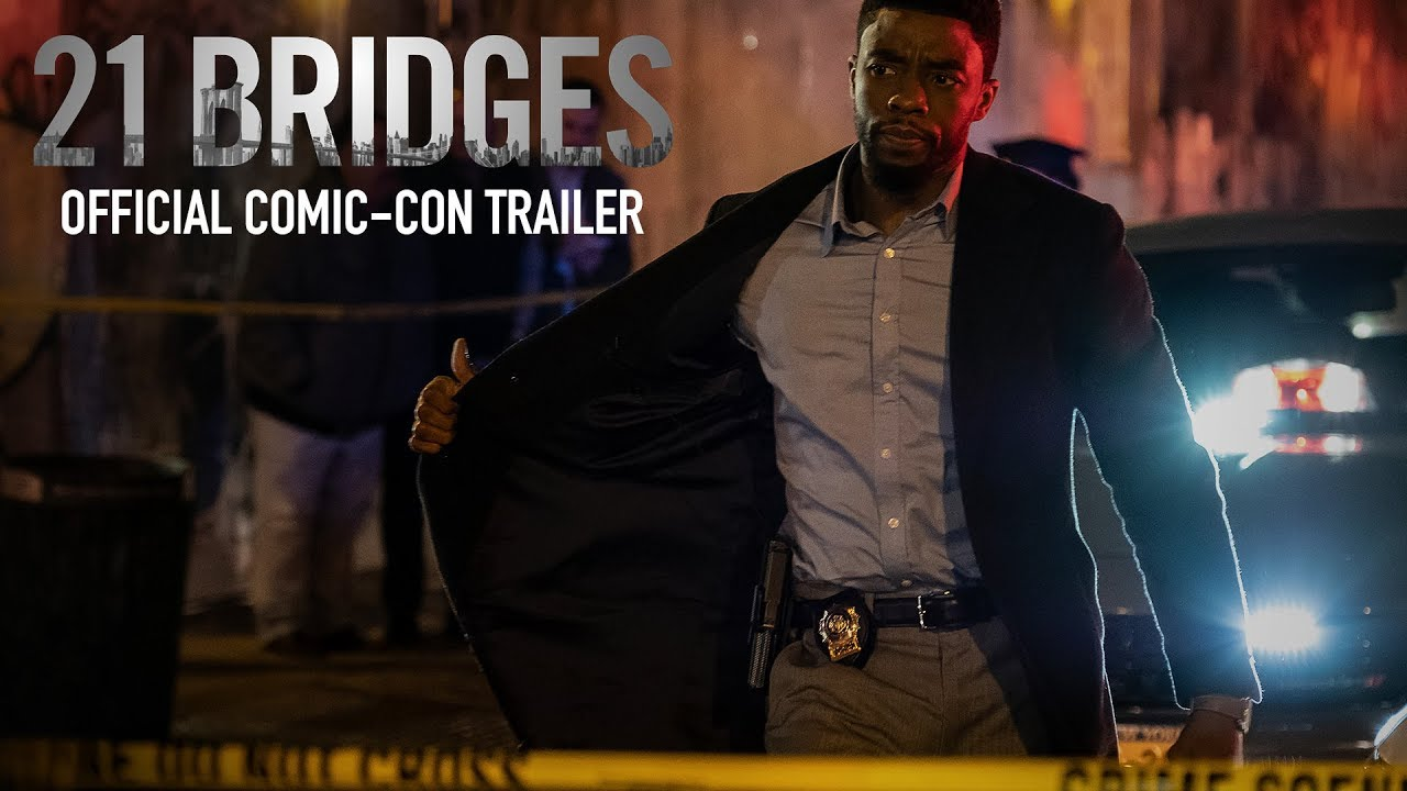 21 Bridges | Comic-Con Trailer
