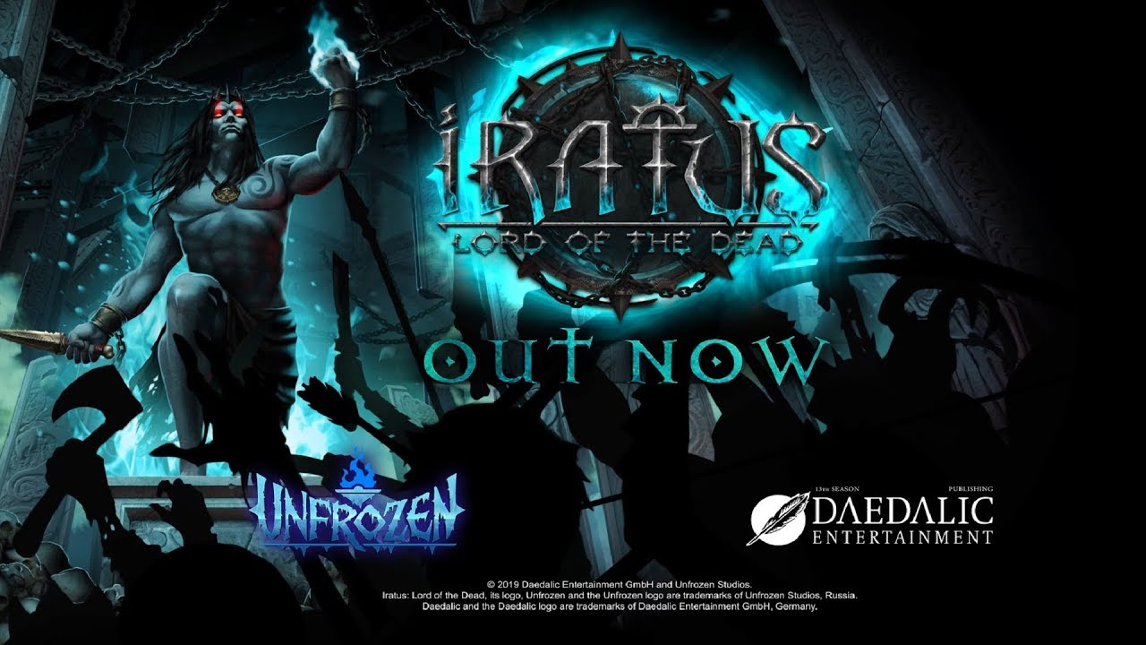 Iratus: Lord of the Dead - Release Trailer