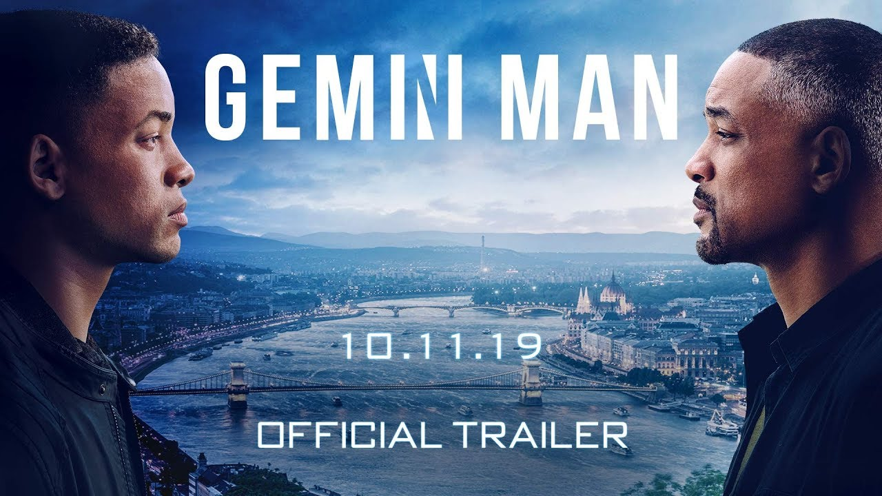 Gemini Man - Official Trailer 2 (2019)