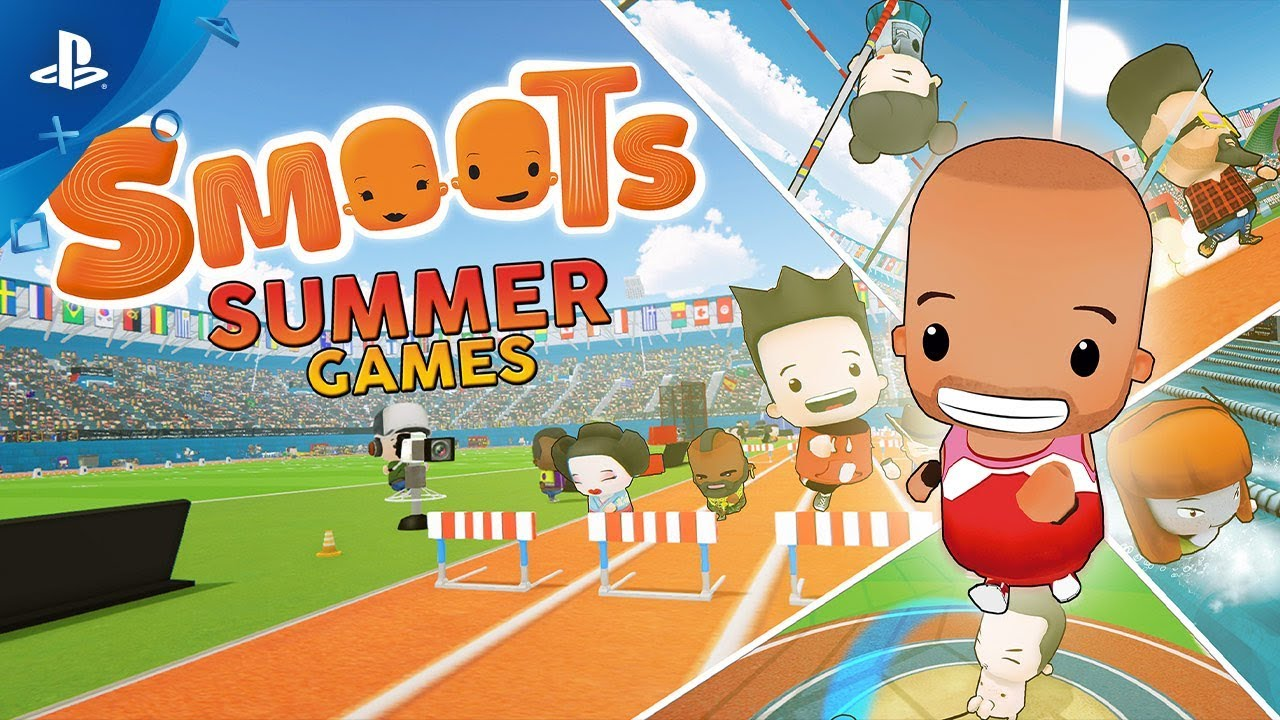 Smoots Summer Games - Announce Trailer