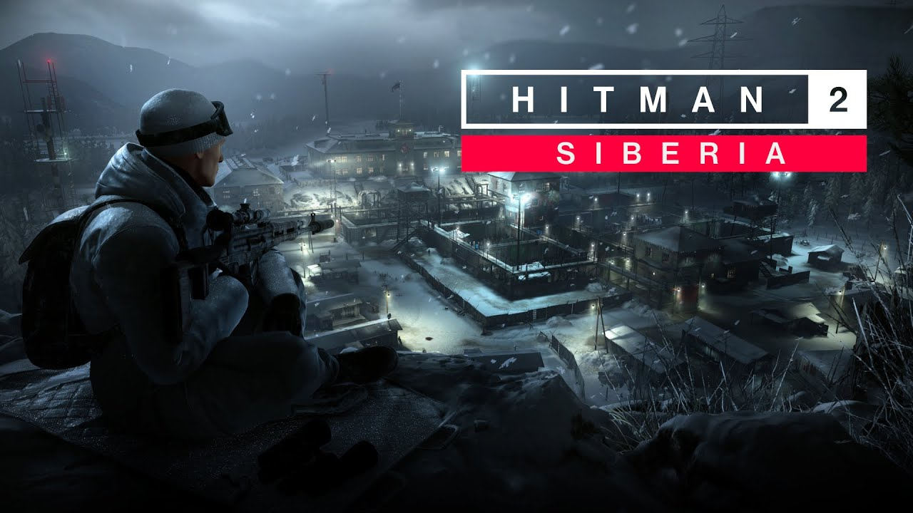HITMAN 2 - Siberia Announcement Trailer