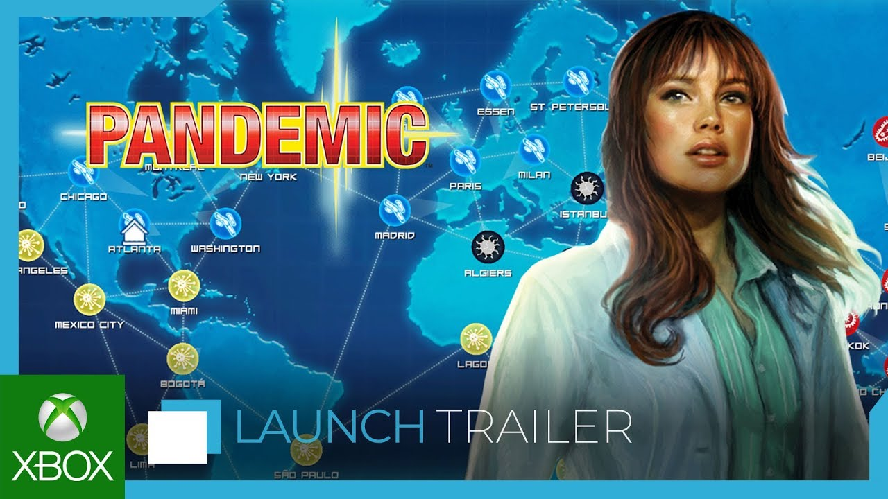 Pandemic Launch Trailer