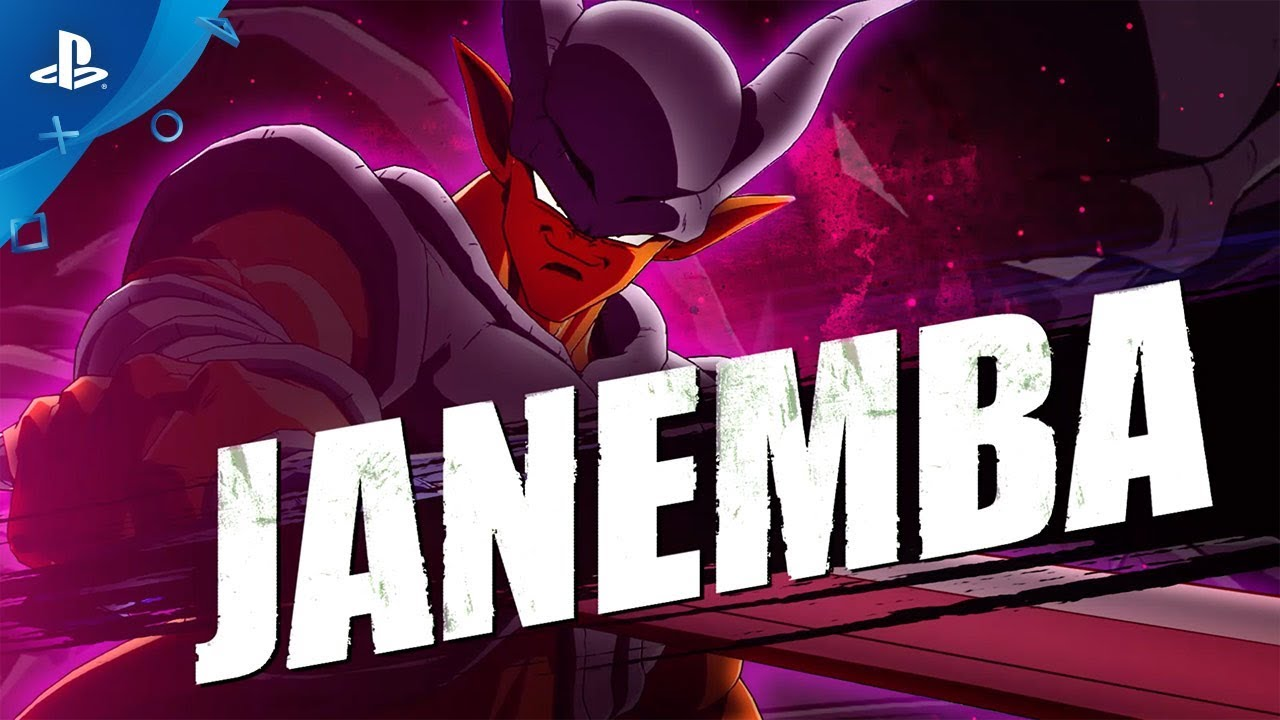 Dragon Ball FighterZ - Janemba Announcement Trailer