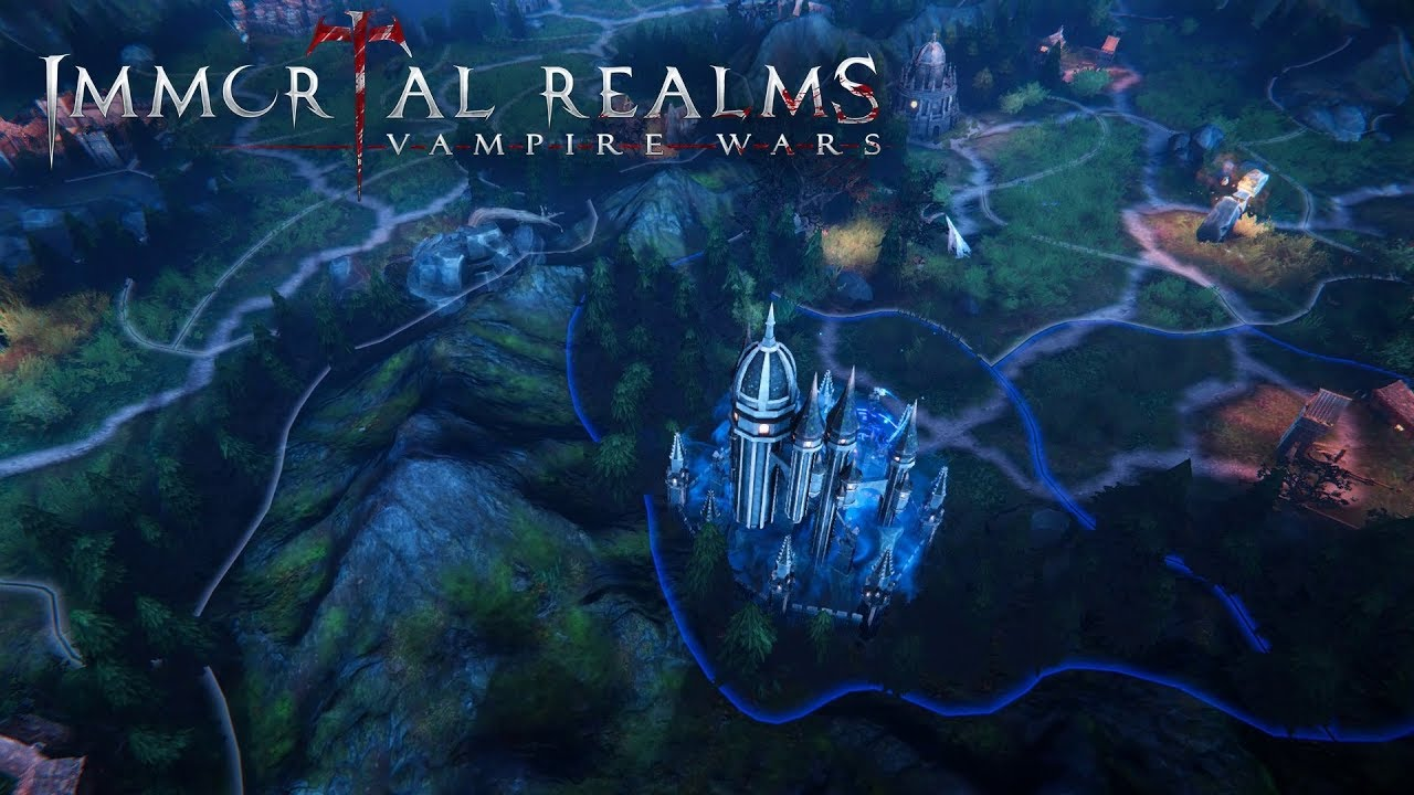 Immortal Realms: Vampire Wars - Beta Trailer (ESRB)