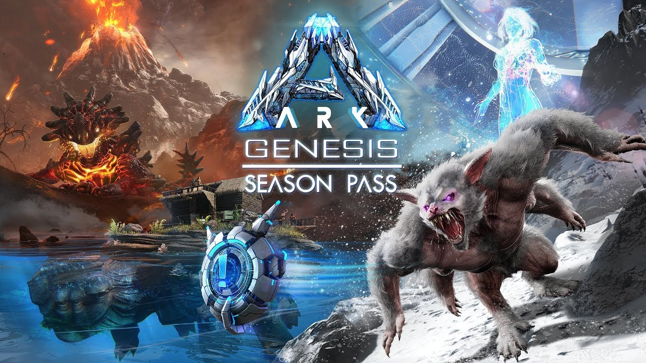 ARK: Genesis Announcement Trailer