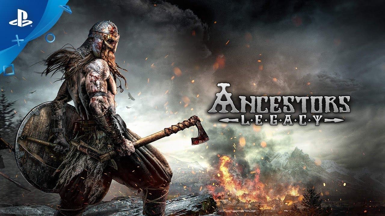 Ancestors Legacy - Release Trailer