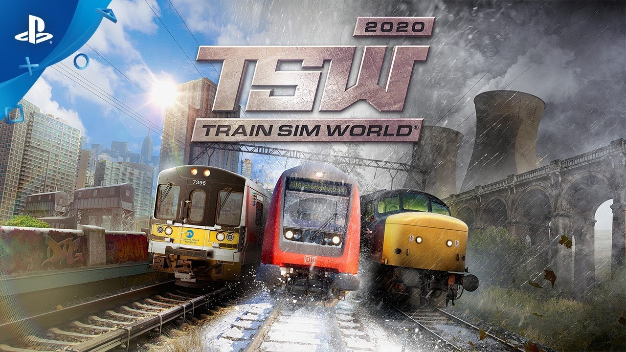 Train Sim World  2020 - Announce Trailer