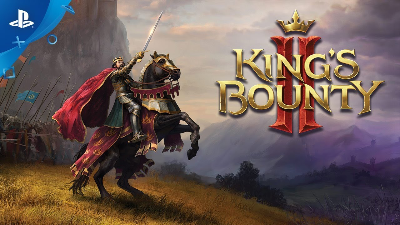 King's Bounty 2 - Announce Trailer